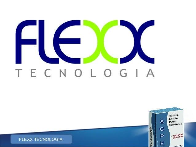FLEXX TECNOLOGIA