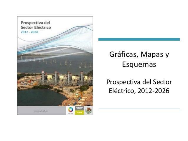 Gráficas, Mapas y Esquemas Prospectiva del Sector Eléctrico, 2012-2026