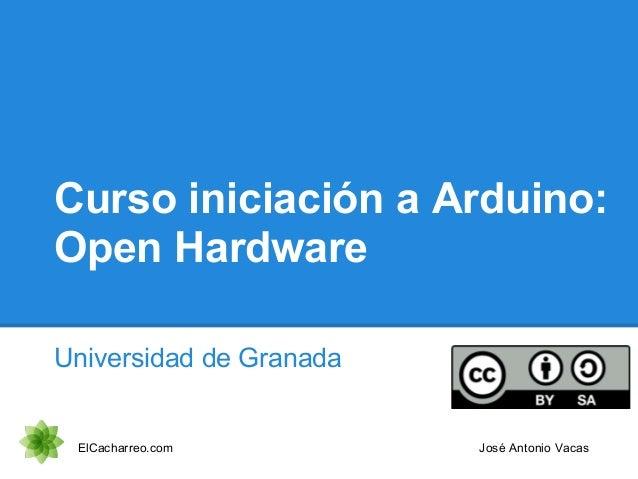 1.4   open hardware
