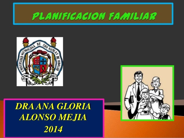 PLANIFICACION FAMILIAR: Sexualidad