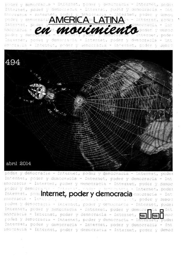 América Latina en Movimiento: Poder y Democracia en la Red