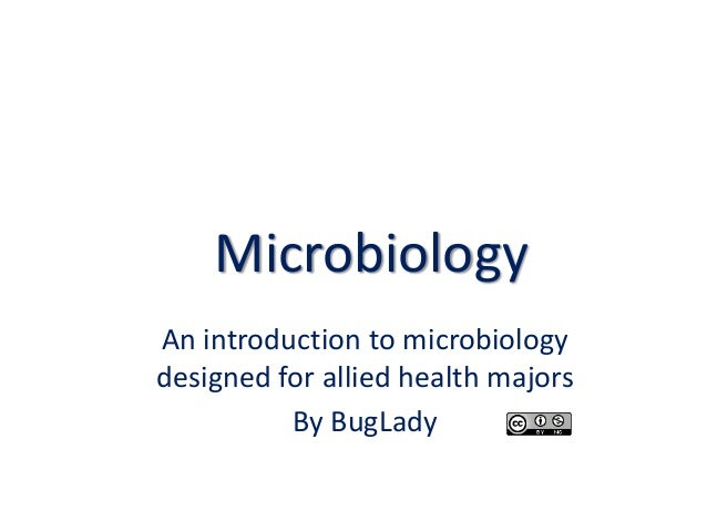 intro to microbiology Links to cells alive content related to microbiology.