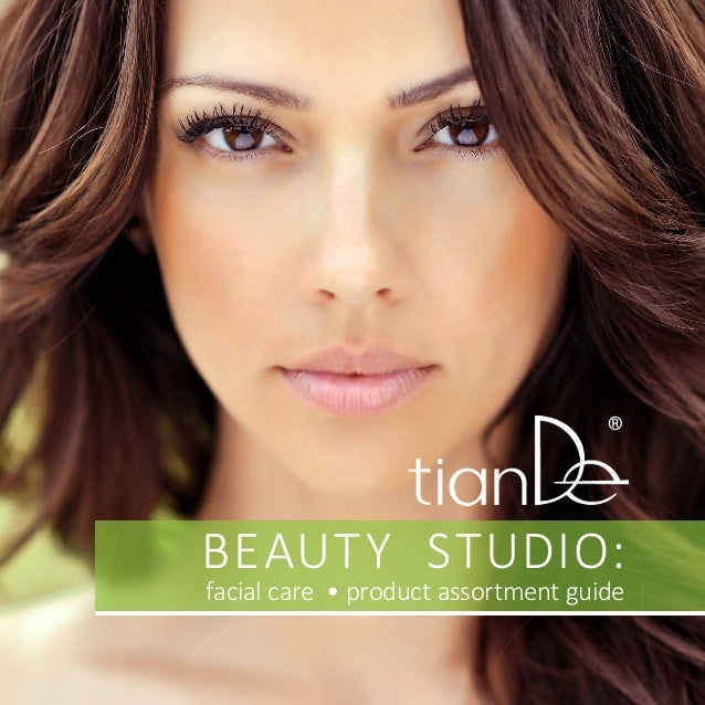 beauty studio  facial care