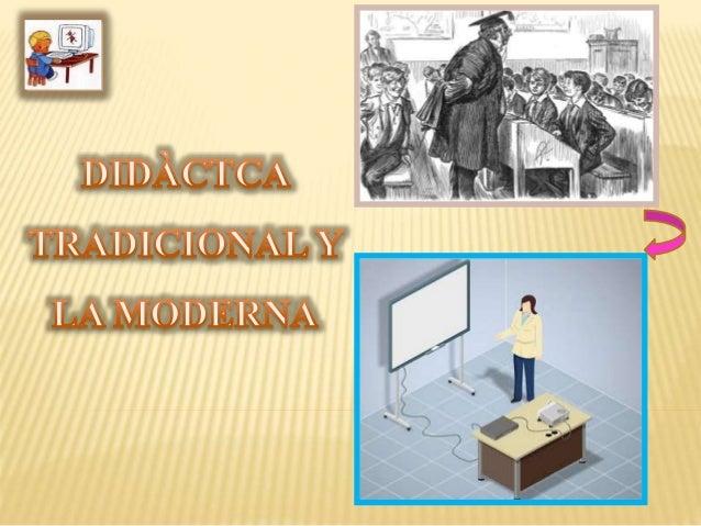 Diferencia entre la did ctica moderna y la tradicional - Diferencia entre arquitectura moderna y contemporanea ...