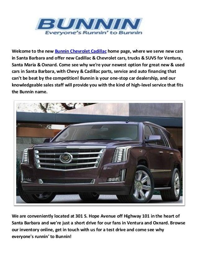 Bunnin Chevrolet Cadillac Cadillac Escalade Cars