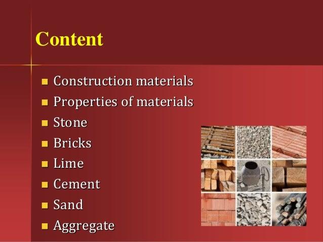 Building materials cost for Building materials cost