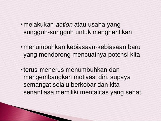Pengembangan Diri Motivasi Motivasi Diri