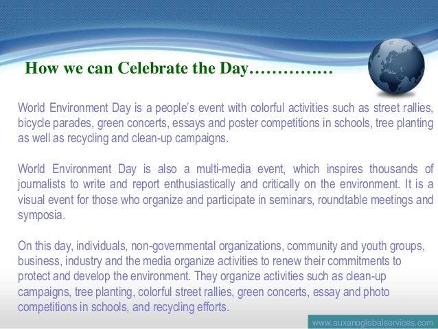 world environment day      world environment day