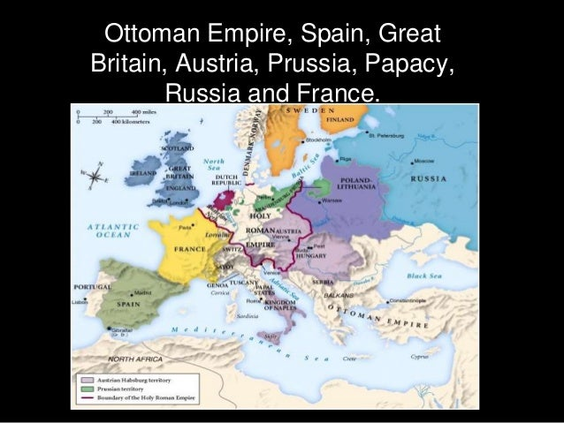compariative essay about the ottoman and spanish empire