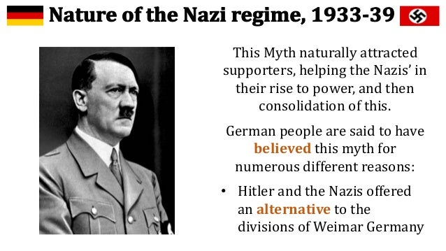 hitler s myth Hitler's intransigence had left german forces in retreat in the east now, his mistrust and refusal to delegate cost them dearly in the west.