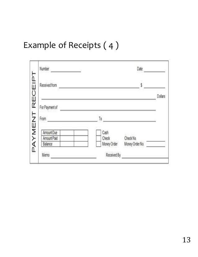 Doc478670 Examples of Receipts Receipts Examples 87 Similar – Examples of Receipts