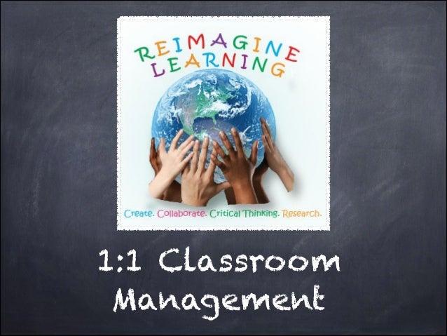 1:1 Classroom Management