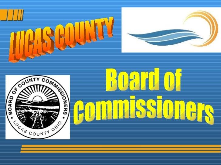 Lucas County SlideShow (2009)
