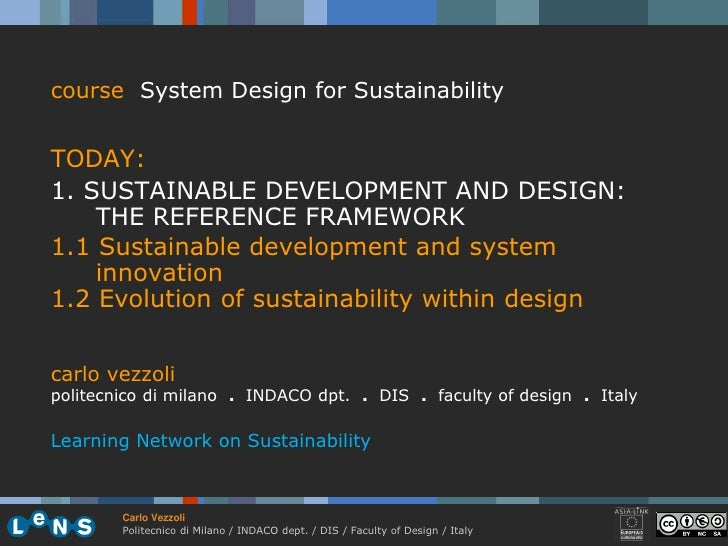 1.1 sustainable development and system innovation vezzoli 09-10 (32)