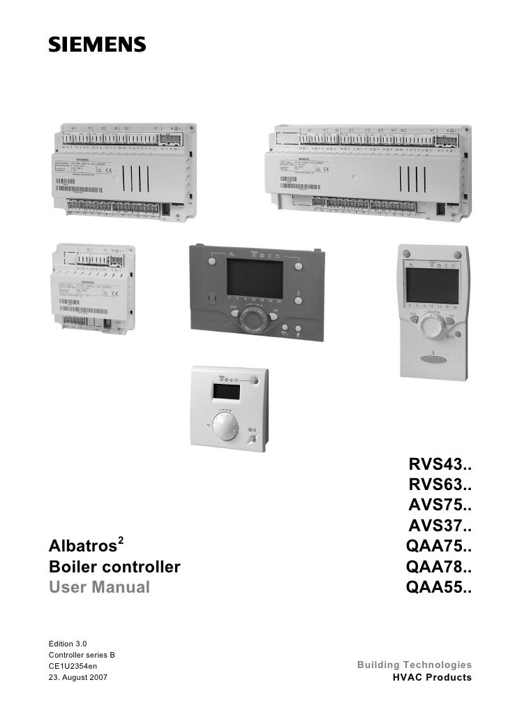 siemens touch control app instructions