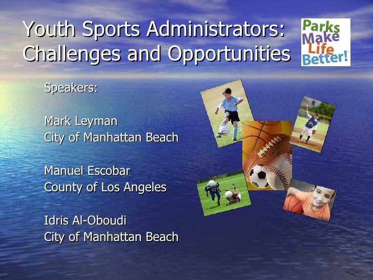 1  2010 Cprs Youth Sports Administrators