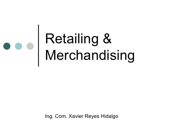 1.%2 B Retailing