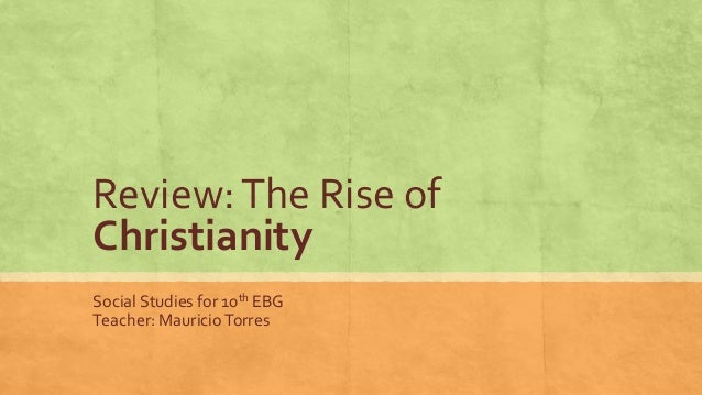 1 2 christianity review