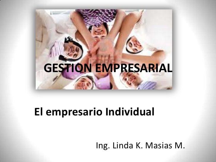 1.2 Gestión Empresarial