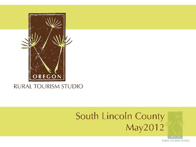 South Lincoln County, Fundraising Presentation
