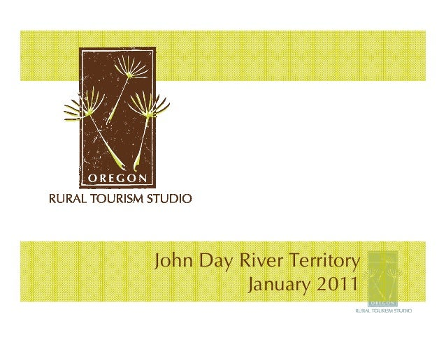 John Day River Territory          January 2011