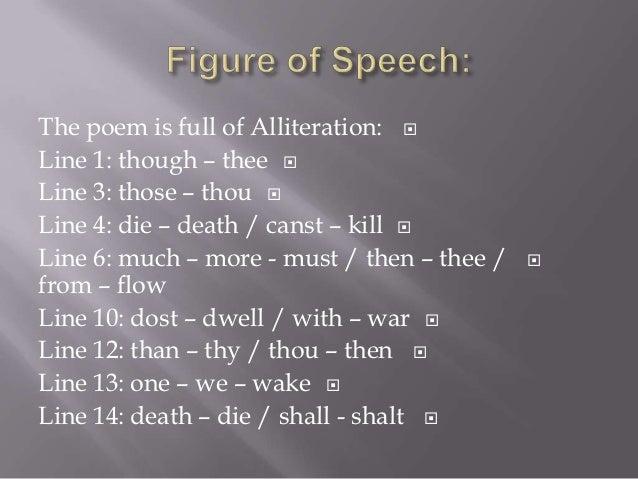 john donne death be not proud pdf