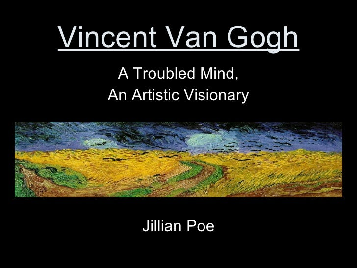 Vincent Van Gogh Introduction