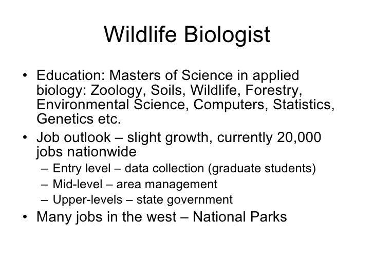 zoologist job description