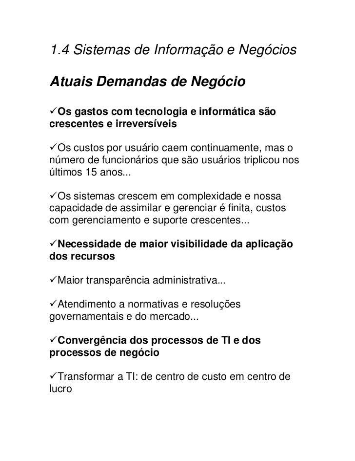 1.4 sistemas de informação e negócios(2)