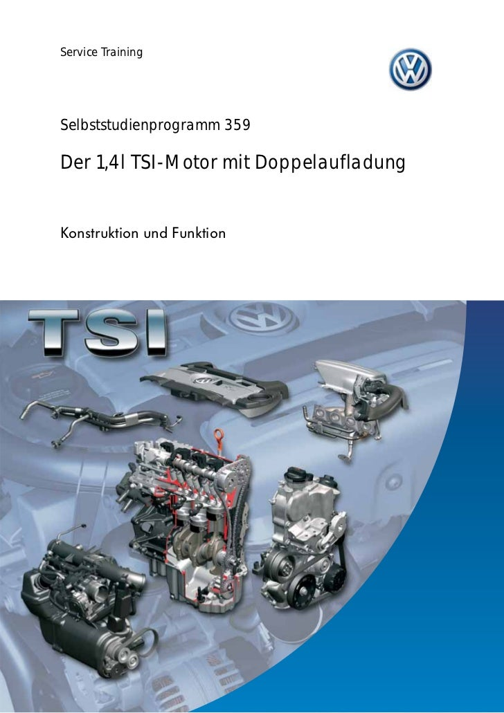 1.4tsi Construction And Function