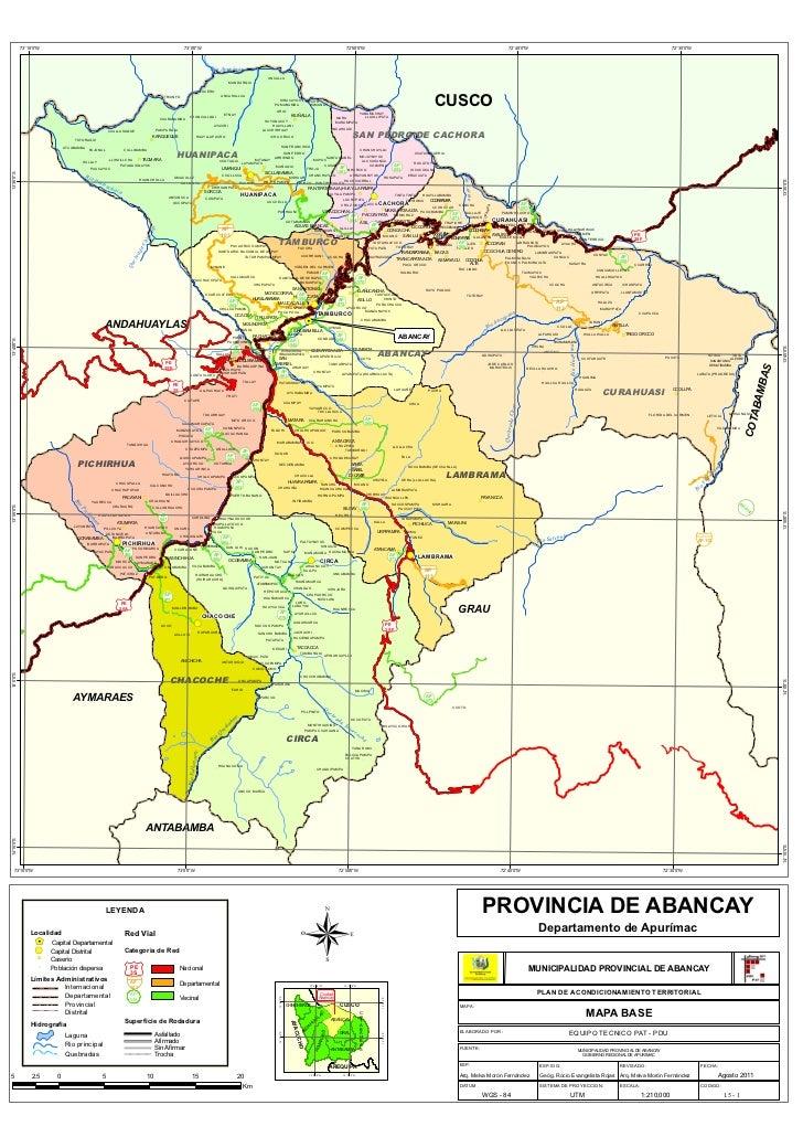 1.5   1 mapa base abancay