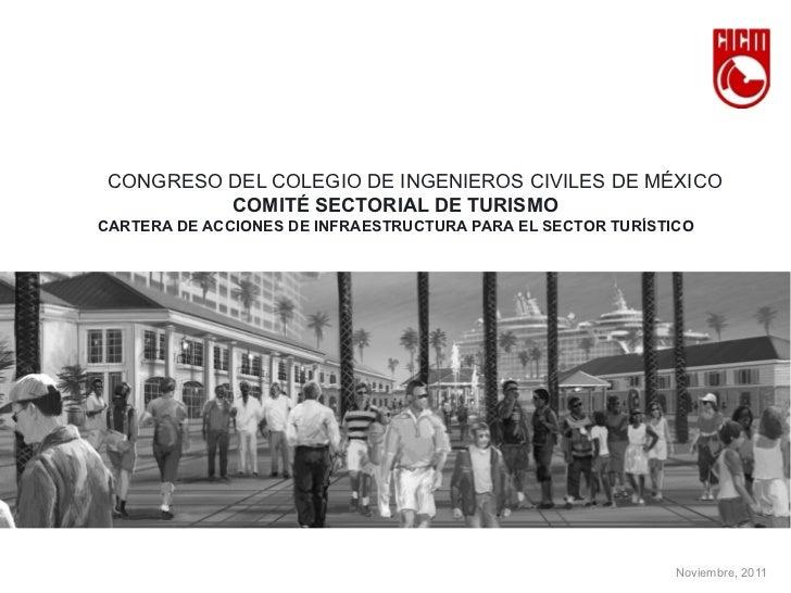 Turismo, 26 Congreso Nacional de Ingeniería Civil