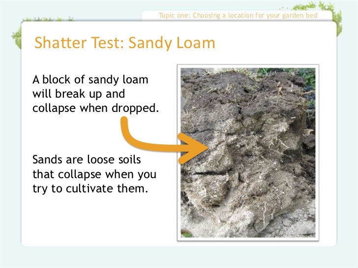 1 5 determining your sections soil profile for Full form of soil