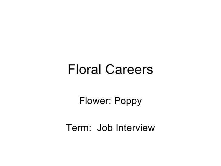 1 5 Job Interviews