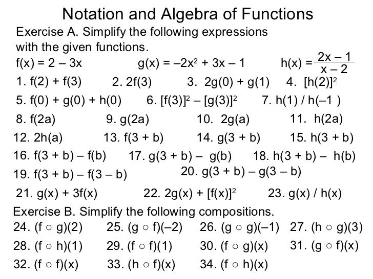 1 5 notation and algebra of functions. Black Bedroom Furniture Sets. Home Design Ideas