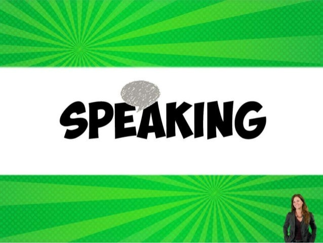 Speaking Intensive Teaching & Learning