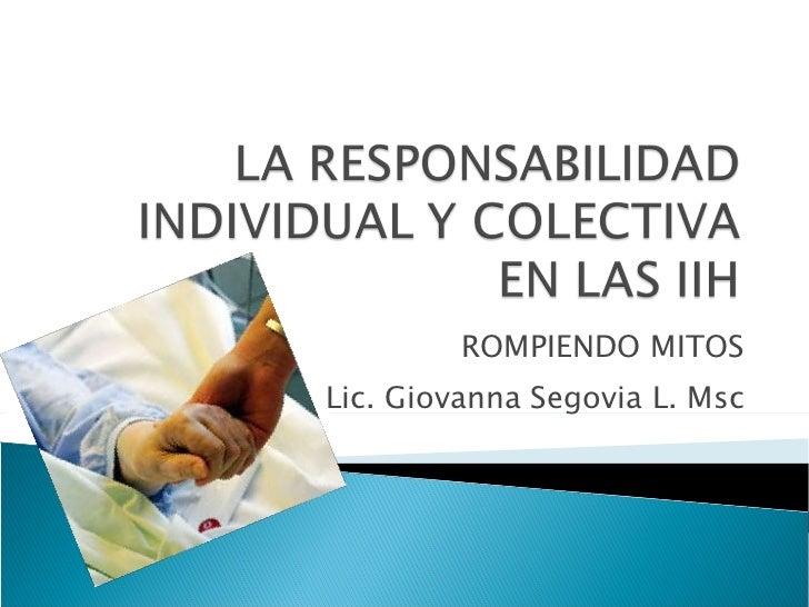 1.7 la responsabilidad y colectiva en las iih dra geovana segovia