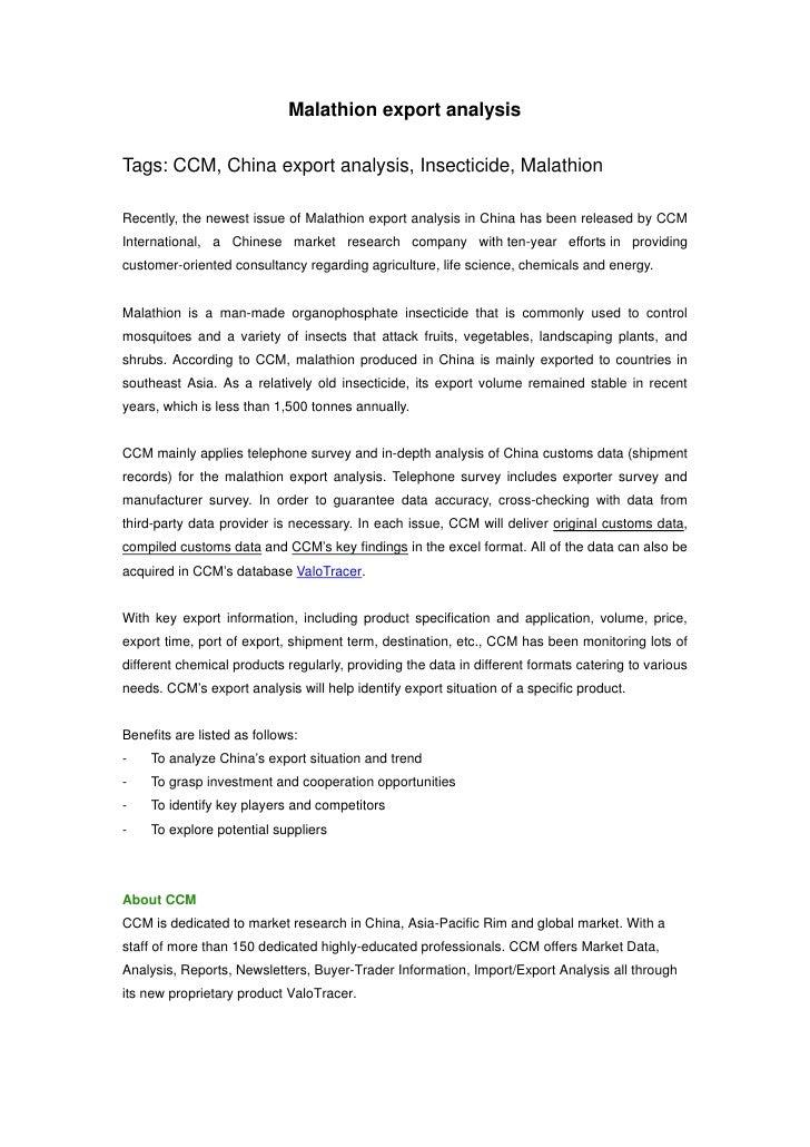 1 9-malathion export analysis-parker-(q)