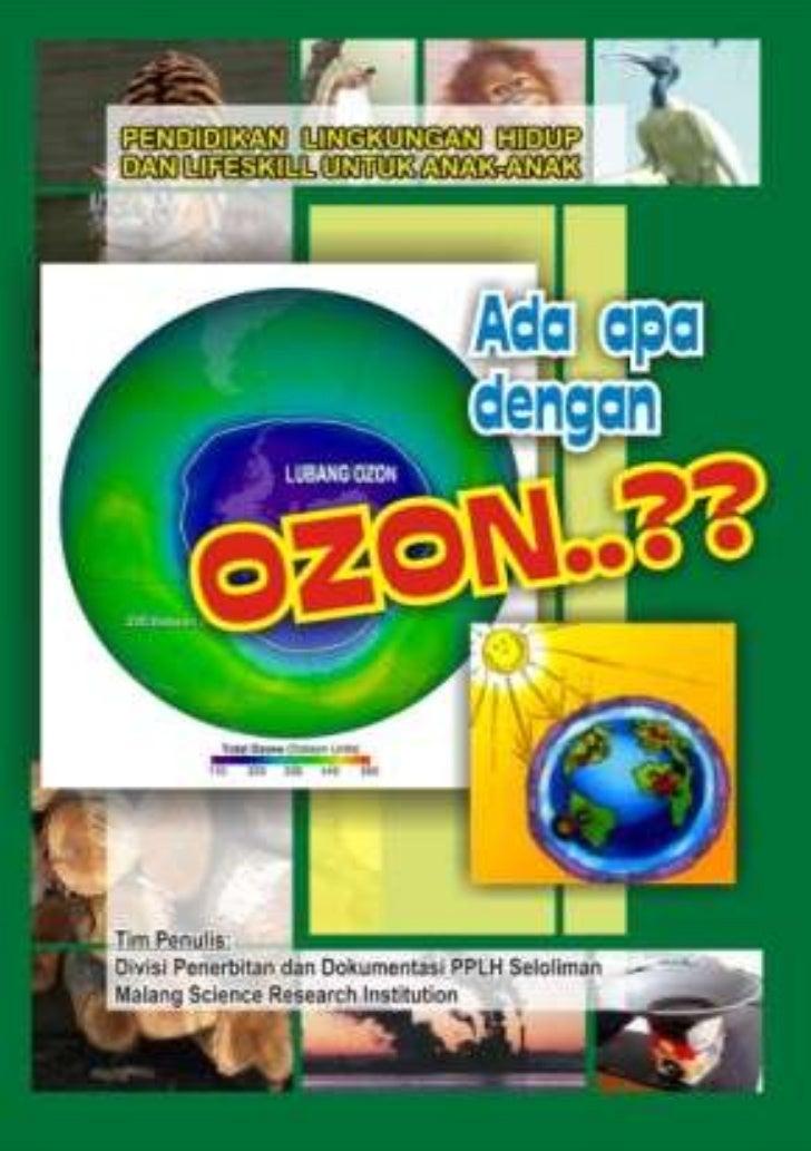 Ada Apa Dengan Ozon?