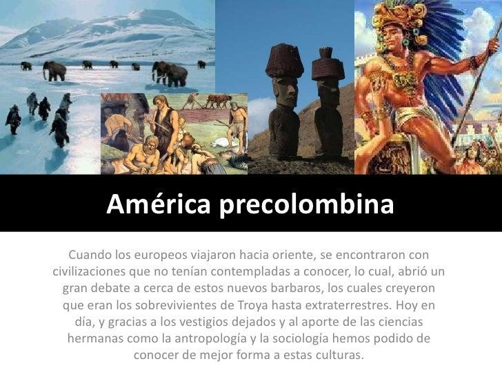 1. América precolombina