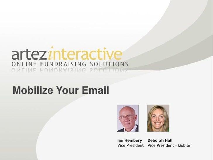Artez Interactive - The Artez Mobile Communicator