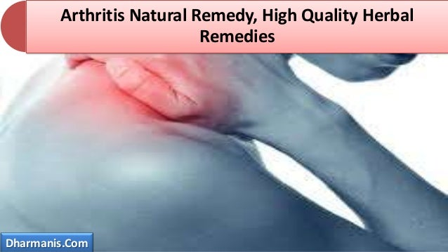 Arthritis Natural Remedy, High Quality Herbal Remedies