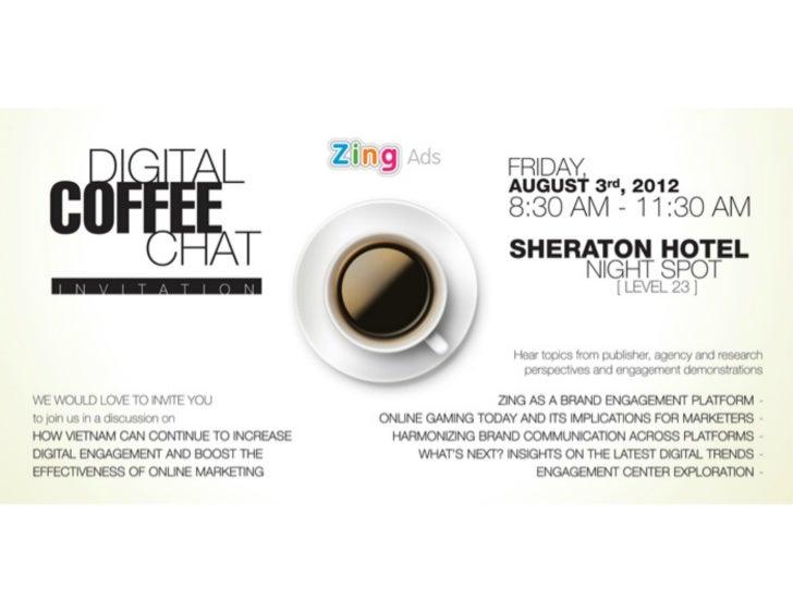 Zing as an engagement platform - Bill Crang