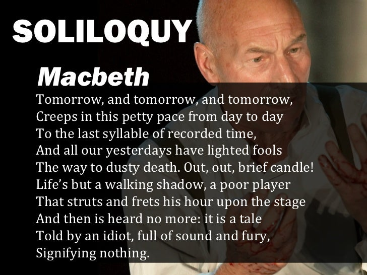 macbeth tomorrow soliloquy