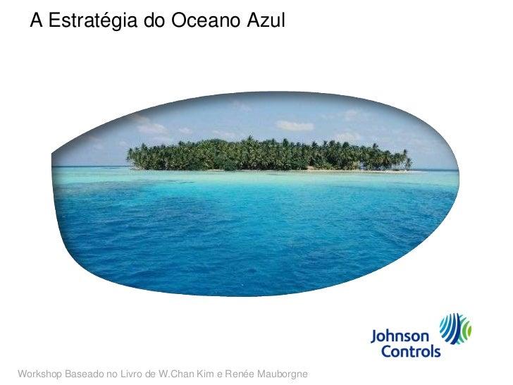 Estrategia do oceano azul