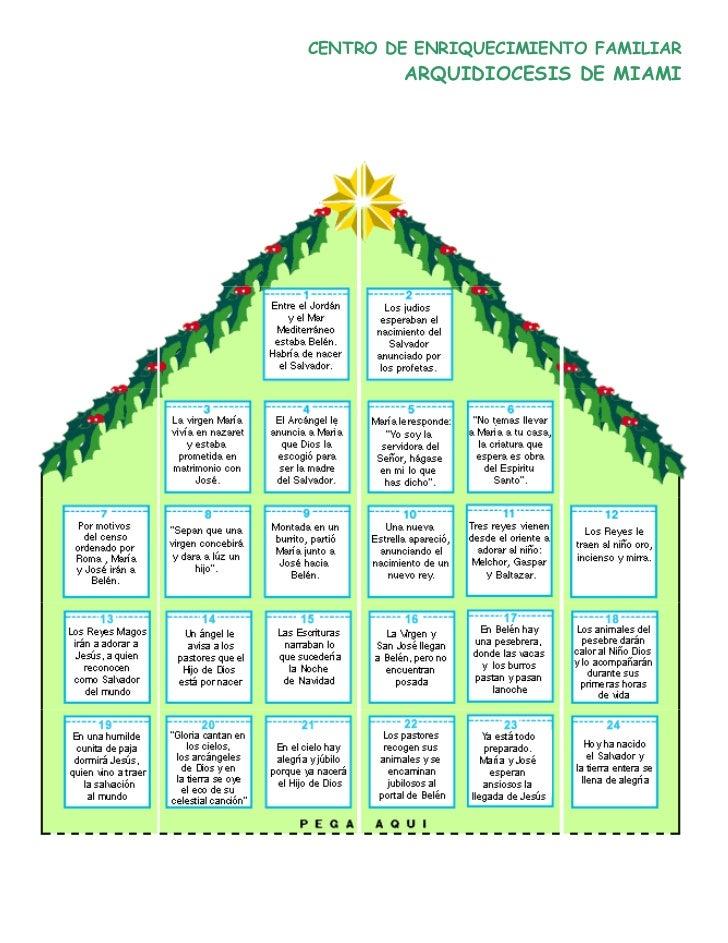 Calendario de adviento for Calendario adviento 2017