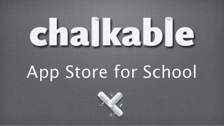 App Store for School