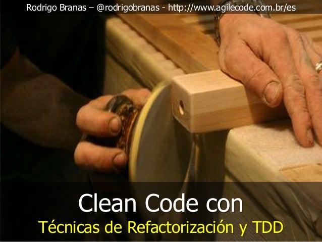 Clean Code (EN ESPANOL)