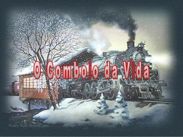 Numa viagem de comboio, ao longo do percurso, pode acontecer umaNuma viagem de comboio, ao longo do percurso, pode acontec...