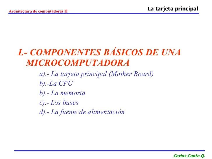 1 componentes de pc